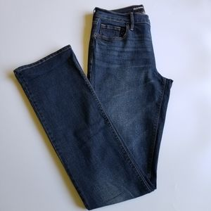 Old Navy Original Mid Rise Boot Cut Jeans 6L